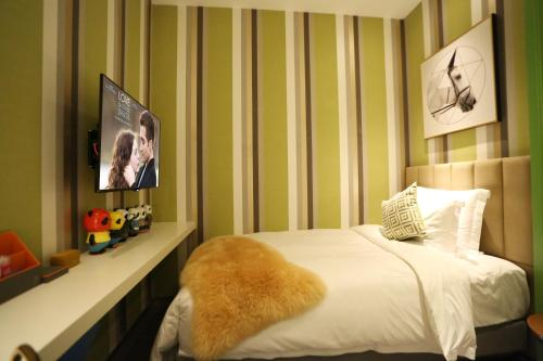 90 Qing She Boutique Hotel Sanlitun Branch photo 12