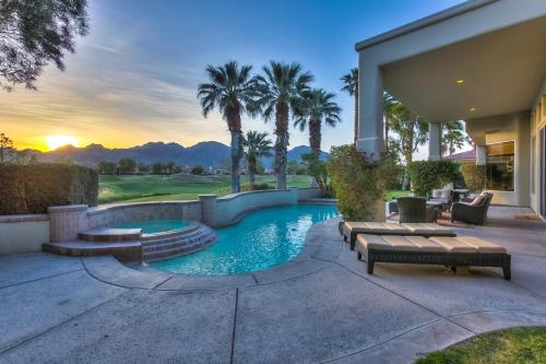 'Callaway' 4 Bed Private pool/spa PGA West Sleeps 10
