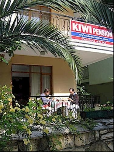 Selcuk Kiwi Pension adres