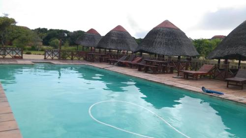 Sunrise Lodge Macaneta, Vila Luiza
