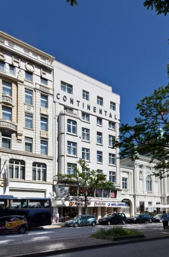 Novum Hotel Continental Hamburg Hauptbahnhof photo 26