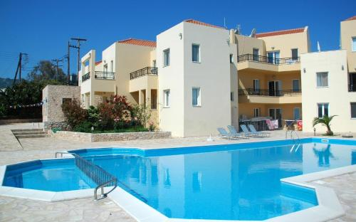 Apartments Hotel & Studios, Xifoupolis - Xifias Greece