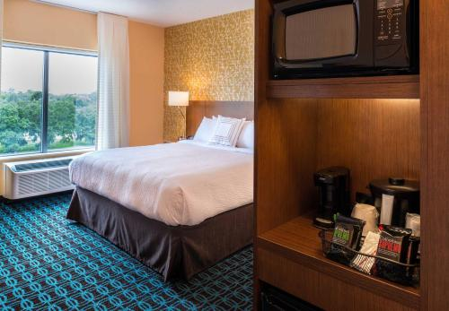 Hotel Fairfield Inn & Suites by Marriott Orlando East/UCF Area