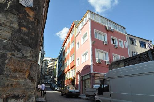 İstanbul Huxley Hotel and Aparts Old City adres
