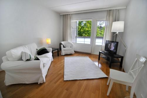 Forenom Apartments Helsinki Central, Хельсинки