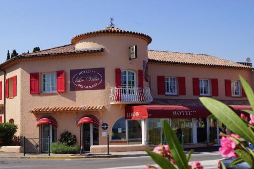 Hotel La Villa Sainte-Maxime