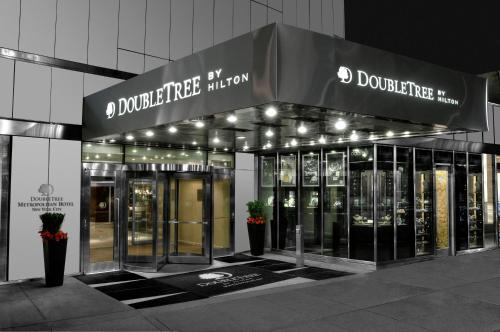 DoubleTree by Hilton Metropolitan New York City impression