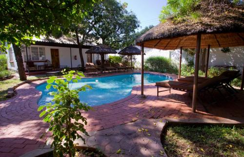 Chanters Lodge, Livingstone