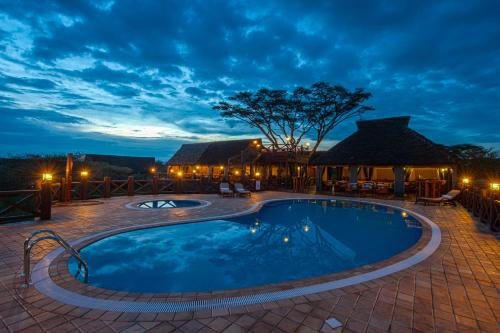 Lake Ndutu Luxury Tented Lodge, Sinoni
