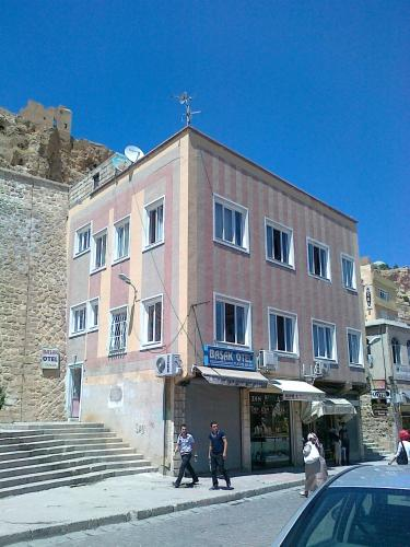 Mardin Basak Hotel how to go