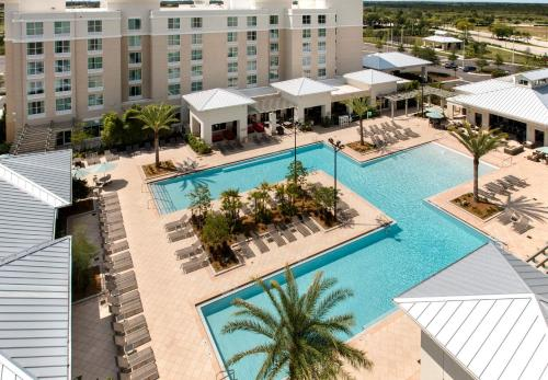 Springhill Suites Orlando At Flamingo Crossings Hotel Review Florida United States Travel