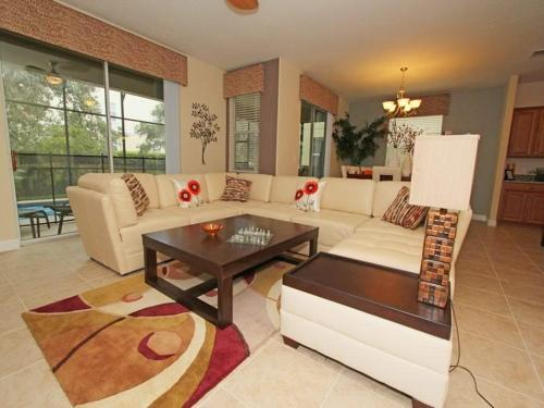 Paradise Palms Six Bedroom House with Private Pool 4D7 Photo