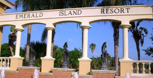 Emerald Island Resort Four Bedroom House with Private Pool T9D3 Photo