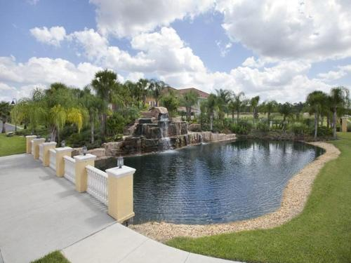 Paradise Palms Six Bedroom House with Private Pool D2W Photo