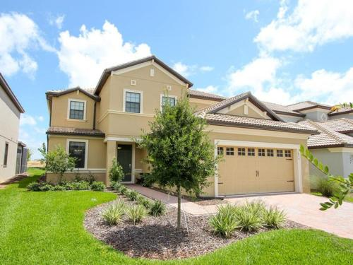 Championsgate Five Bedroom House with Private Pool D5T Photo