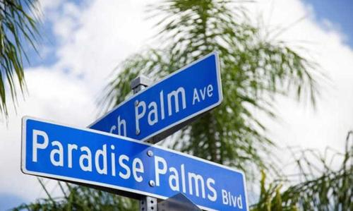 Paradise Palms Five Bedroom House 5077 Photo