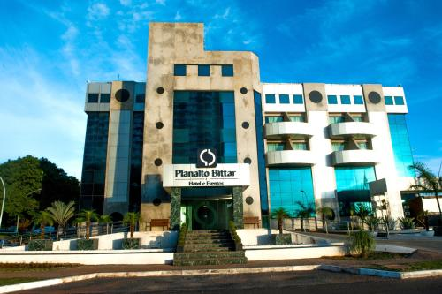 Planalto Bittar Hotel e Eventos Photo