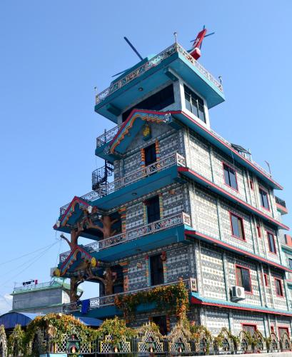 Mountianview Backpackers Hostel, Pokhara