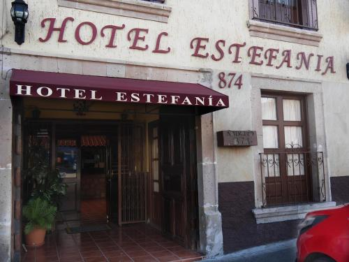 Hotel Estefania Photo