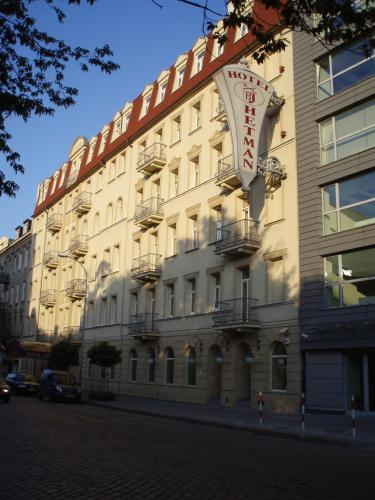 Hotel Hetman Varsovie