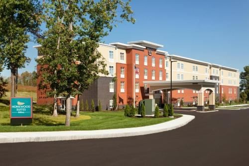 Homewood Suites by Hilton Gateway Hills Nashua Photo