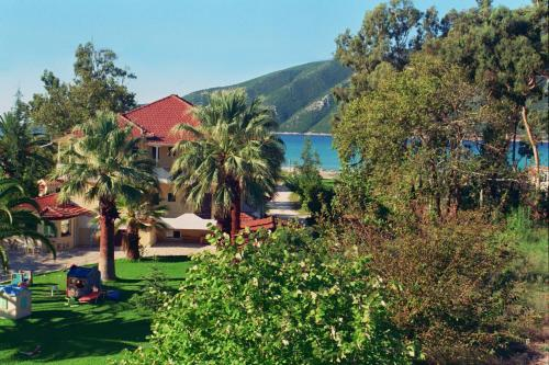 Villa Makis - Vassiliki Greece