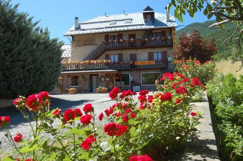 Hotel Au Bon Logis Risoul