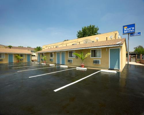 Kay's Motel Long Beach