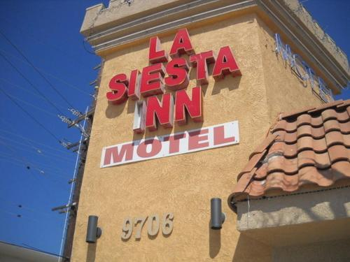La Siesta Inn - South Gate, CA 90280