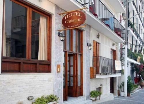 Hotel Christina - Port 33, Skiathos Greece