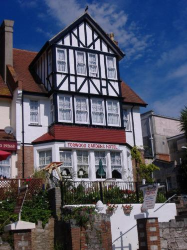 Torwood Gardens Hotel in Torquay from £49