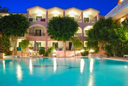 Arion Resort in kos - 3 star hotel