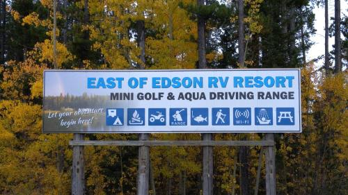East Of Edson Rv Resort