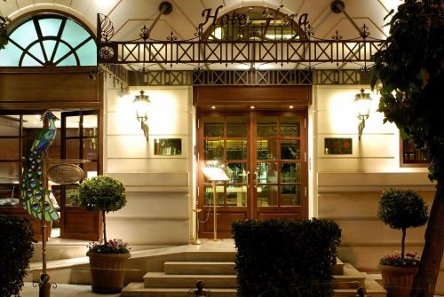 Hera Hotel in athens - 4 star hotel