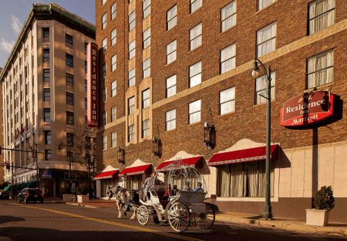 Residence Inn Memphis Downtown Photo
