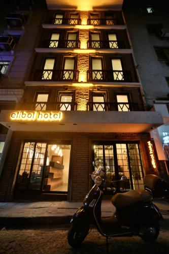 İstanbul Elibol Hotel directions