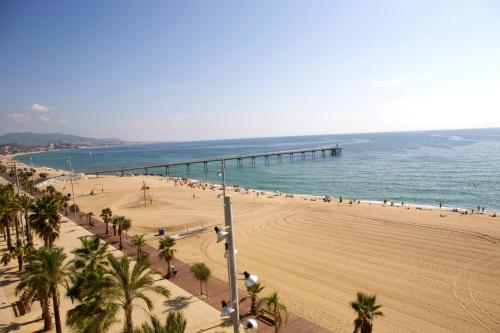 Great Sea-Side Barcelona Apartment photo 5