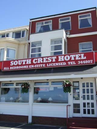 Southcrest Hotel in Blackpool from £27