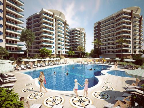 Avsallar Crown City A54 tatil