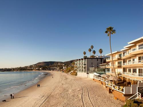 Pacific Edge Hotel on Laguna Beach Photo