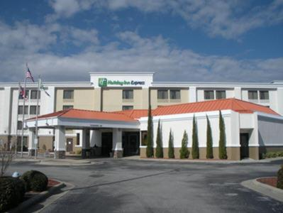 Holiday Inn Express Jacksonville Photo