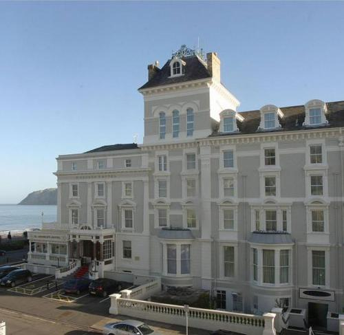 Photo of St George's Hotel Hotel Bed and Breakfast Accommodation in Llandudno Conwy