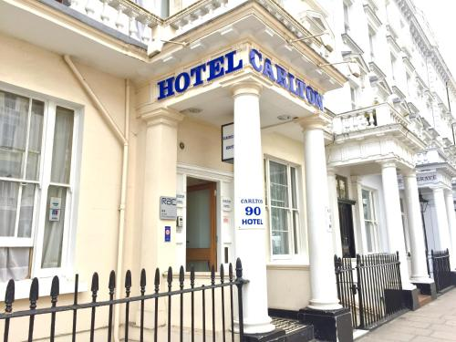 Carlton Hotel B&B a London