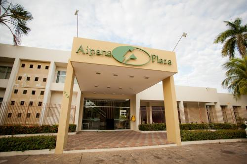Aipana Plaza Hotel Photo