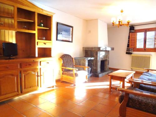 Apartamentos Rurales Poqueira