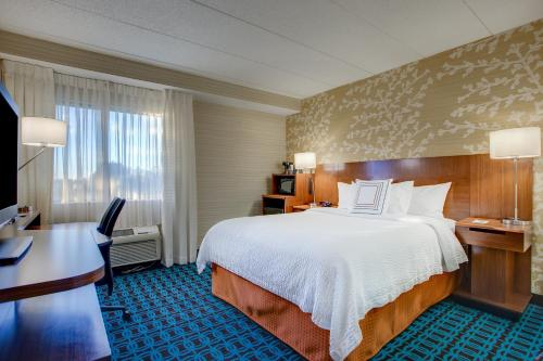 Fairfield Inn Burlington by Marriott Williston Photo