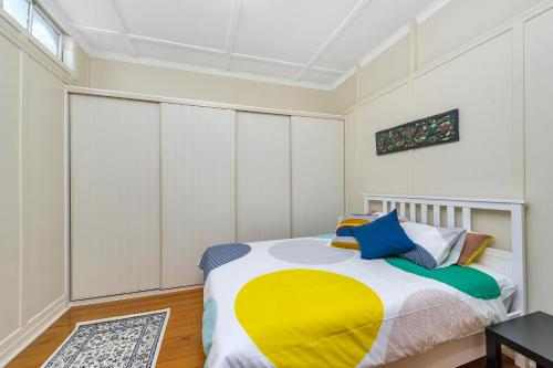 New Farm - 1 Bed - Cool Space