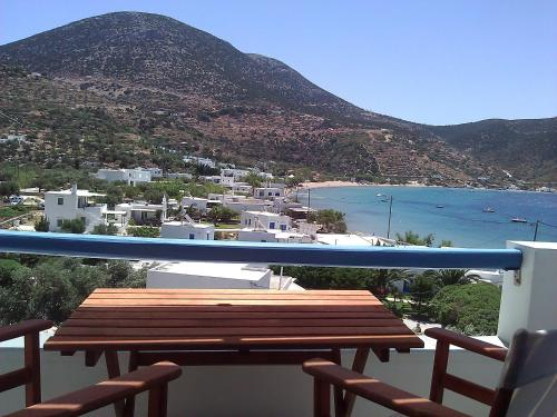 Agnanti Apartments - Vathi Greece