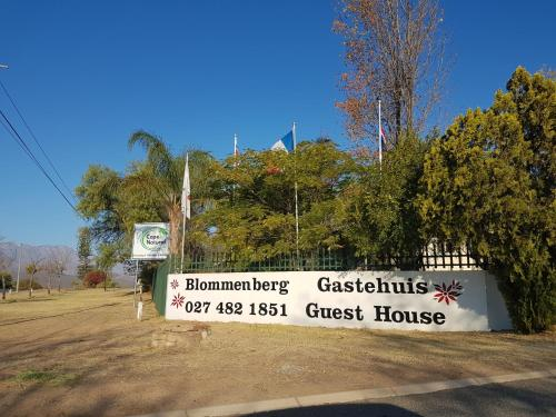 Blommenberg Guest House Photo