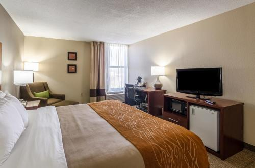 Comfort Inn Blacksburg Photo